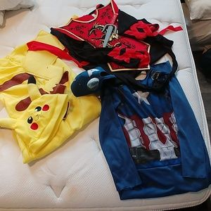 Other - Lot of 3 costumes